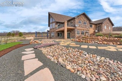 13825 Overlook Place, Colorado Springs, CO 80921 - MLS#: 4883443