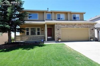 8090 Radcliff Drive, Colorado Springs, CO 80920 - MLS#: 4885409