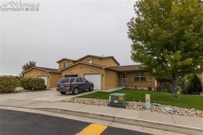 3551 Indigo Ridge Point, Colorado Springs, CO 80910 - MLS#: 4891224