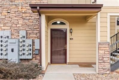 5353 Palomino Ranch Point UNIT 101, Colorado Springs, CO 80922 - MLS#: 4896899