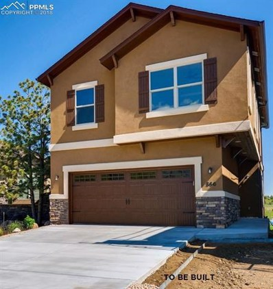 883 Redemption Point, Colorado Springs, CO 80905 - MLS#: 4900581