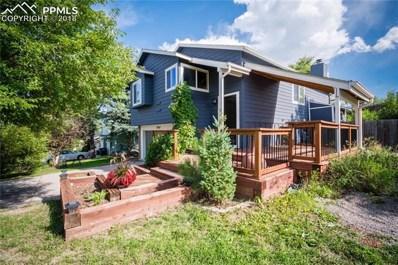 2707 Sage Street, Colorado Springs, CO 80907 - MLS#: 4901268