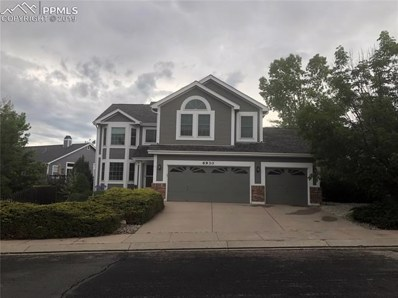 6930 Barrimore Drive, Colorado Springs, CO 80923 - MLS#: 4904264