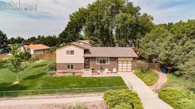 1112 Lehmberg Boulevard, Colorado Springs, CO 80915 - MLS#: 4918908