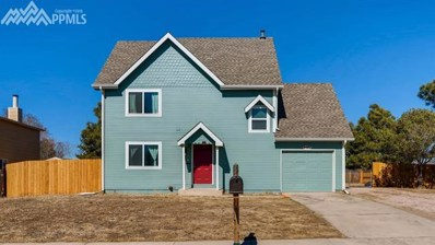 4470 Hollyridge Drive, Colorado Springs, CO 80916 - MLS#: 4919330