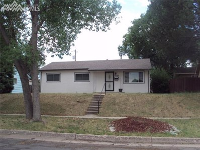 2527 E San Miguel Street, Colorado Springs, CO 80909 - MLS#: 4923929