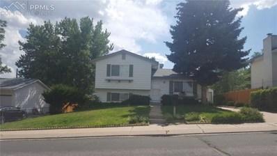 3571 El Morro Road, Colorado Springs, CO 80910 - MLS#: 4925056