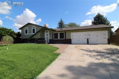 7364 Colonial Drive, Fountain, CO 80817 - MLS#: 4926065