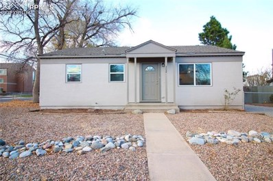 502 Lynn Avenue, Colorado Springs, CO 80905 - MLS#: 4927805