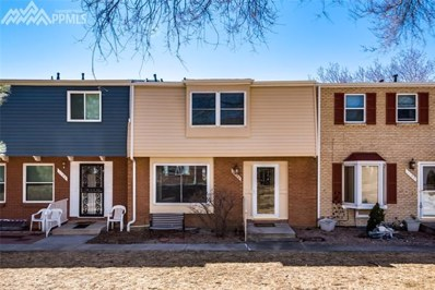 1154 Cree Drive, Colorado Springs, CO 80915 - MLS#: 4939576