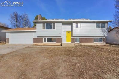 4923 Galena Drive, Colorado Springs, CO 80918 - MLS#: 4939651
