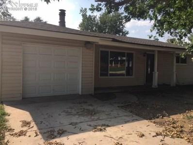 430 Ponderosa Drive, Colorado Springs, CO 80911 - MLS#: 4944906
