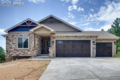 5335 Old Star Ranch View, Colorado Springs, CO 80906 - #: 4951173