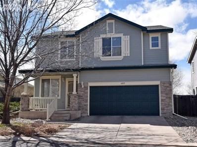 6805 Shore View, Colorado Springs, CO 80922 - MLS#: 4951345