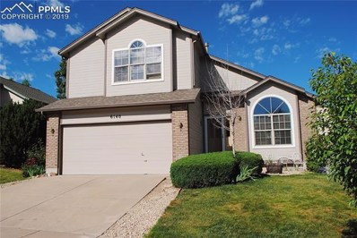 6140 Fescue Drive, Colorado Springs, CO 80923 - #: 4952333