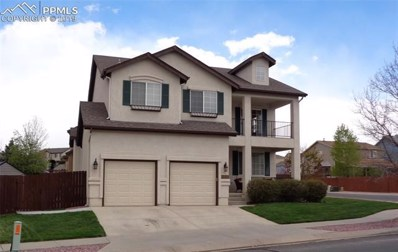 6816 Prairie Wind Drive, Colorado Springs, CO 80923 - #: 4955281