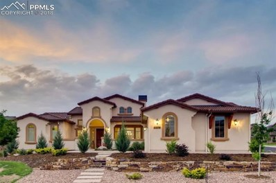 2278 Coyote Crest View, Colorado Springs, CO 80921 - MLS#: 4955686