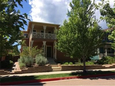 1389 Cresson Mine Drive, Colorado Springs, CO 80905 - MLS#: 4963825
