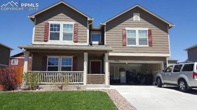 9576 Copper Canyon Lane, Colorado Springs, CO 80925 - MLS#: 4967607