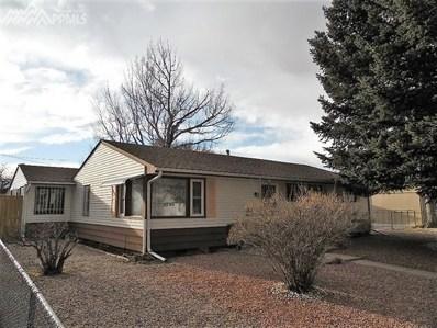 2516 Bonfoy Avenue, Colorado Springs, CO 80909 - MLS#: 4977805