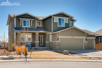5255 Eldorado Canyon Court, Colorado Springs, CO 80924 - MLS#: 4983068