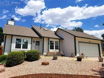 8261 Caravel Drive, Colorado Springs, CO 80920 - MLS#: 4984342