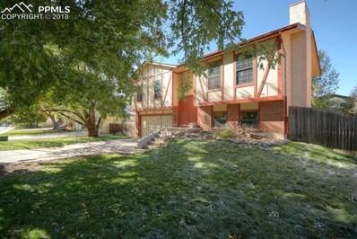 5404 Mule Deer Drive, Colorado Springs, CO 80919 - MLS#: 4989333