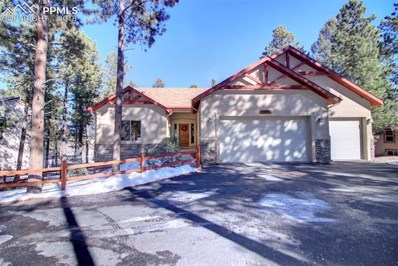 1371 Evergreen Heights Drive, Woodland Park, CO 80863 - MLS#: 4995013