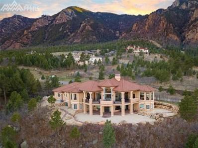 4615 Stone Manor Heights, Colorado Springs, CO 80906 - MLS#: 4996631