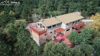 2515 Constellation Drive, Colorado Springs, CO 80906 - MLS#: 5008395