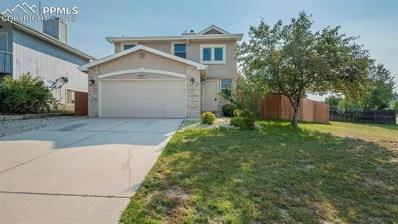 4927 Herndon Circle, Colorado Springs, CO 80920 - MLS#: 5026520