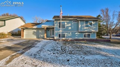 6815 Woodgate Court, Colorado Springs, CO 80918 - MLS#: 5033136