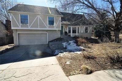 535 Grey Eagle Drive, Colorado Springs, CO 80919 - MLS#: 5034231