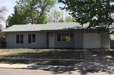 2815 Gomer Avenue, Colorado Springs, CO 80910 - MLS#: 5046169