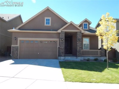 7721 Barraport Drive, Colorado Springs, CO 80908 - MLS#: 5049359
