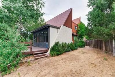 5925 Del Paz Drive, Colorado Springs, CO 80918 - MLS#: 5054405