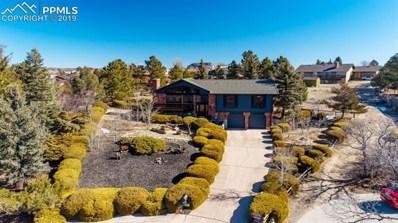 4175 Sourdough Place, Colorado Springs, CO 80917 - MLS#: 5056583