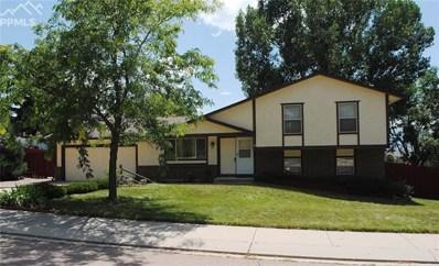 5190 Windgate Court, Colorado Springs, CO 80917 - MLS#: 5070897
