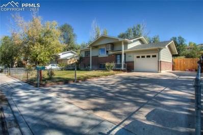 624 Squire Street, Colorado Springs, CO 80911 - MLS#: 5073299