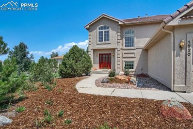 1520 Old Antlers Way, Monument, CO 80132 - MLS#: 5079968