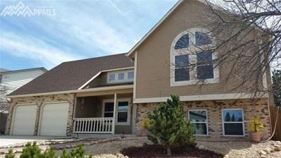 2525 Cardigan Drive, Colorado Springs, CO 80920 - MLS#: 5083247