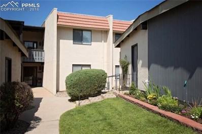 1114 Fontmore Drive UNIT C, Colorado Springs, CO 80904 - MLS#: 5084888