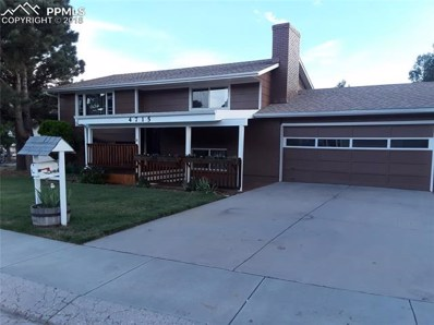 4715 Shadowglen Drive, Colorado Springs, CO 80918 - MLS#: 5086961