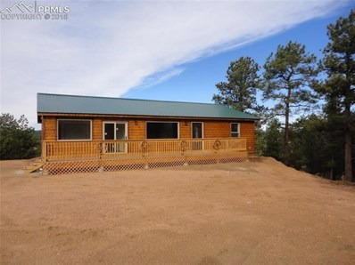 23 Nimbus Lane, Florissant, CO 80816 - MLS#: 5089935
