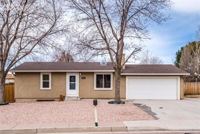 2040 Heathercrest Drive, Colorado Springs, CO 80915 - MLS#: 5096519