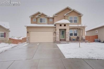 4320 Canteen Trail, Colorado Springs, CO 80922 - MLS#: 5100106