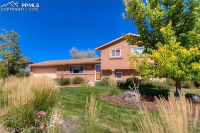 4720 Shadowglen Drive, Colorado Springs, CO 80918 - MLS#: 5106982