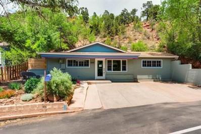 448 El Paso Boulevard, Manitou Springs, CO 80829 - MLS#: 5107031