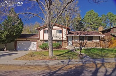 4234 N Hammock Drive, Colorado Springs, CO 80917 - MLS#: 5108583
