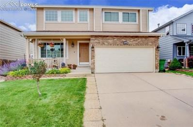 8035 Radcliff Drive, Colorado Springs, CO 80920 - MLS#: 5113506